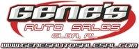 Genes Auto Sales logo