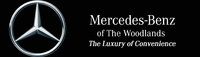 Mercedes-Benz of the Woodlands logo