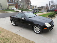 2002 Mercedes-Benz SLK-Class Picture Gallery