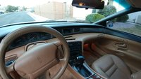 Picture of 1995 Lincoln Mark VIII 2 Dr LSC Coupe, interior, gallery_worthy