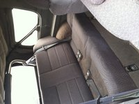 Picture of 2000 Kia Sportage Base Convertible, interior