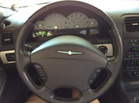 Picture of 2002 Ford Thunderbird Base Convertible, interior