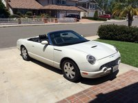 Picture of 2002 Ford Thunderbird Base Convertible, exterior