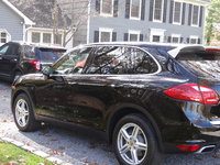 Picture of 2014 Porsche Cayenne Platinum Edition, exterior