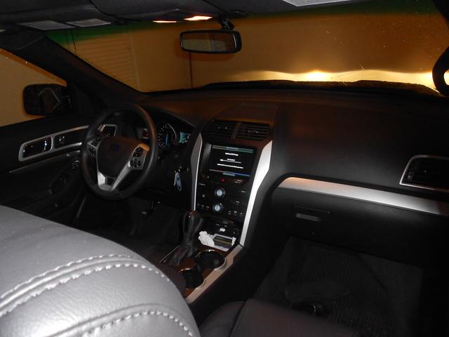2015 Ford Explorer Pictures Cargurus