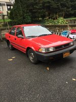 Picture of 1990 Toyota Corolla Base, exterior