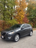 Picture of 2015 Mazda CX-5 Grand Touring, exterior
