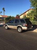 Picture of 2001 Honda Passport 4 Dr EX 4WD SUV, exterior