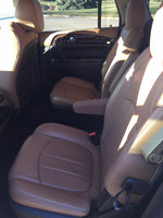 Picture of 2013 Buick Enclave Leather, interior