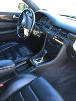 Picture of 2003 Audi S6 Quattro Avant Wagon, interior