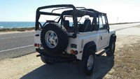 Picture of 1997 Land Rover Defender 90 Convertible, exterior