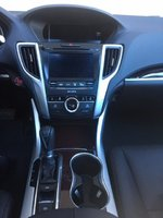 Picture of 2016 Acura TLX Base with Tech Pkg, interior
