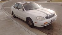 Picture of 2000 Daewoo Leganza 4 Dr CDX Sedan, exterior