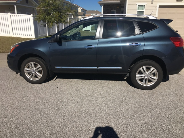 Picture of 2015 Nissan Rogue Select S