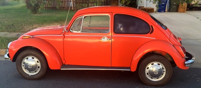 Picture of 1972 Volkswagen Super Beetle
