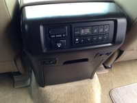 Picture of 2008 Toyota Sequoia Limited 4WD, interior