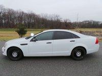 2012 Chevrolet Caprice Overview