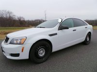 2012 Chevrolet Caprice Overview