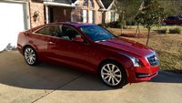Picture of 2016 Cadillac ATS Coupe 2.0T, exterior