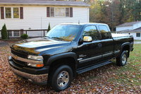 Picture of 2001 Chevrolet Silverado 2500 4 Dr LS 4WD Extended Cab SB, exterior