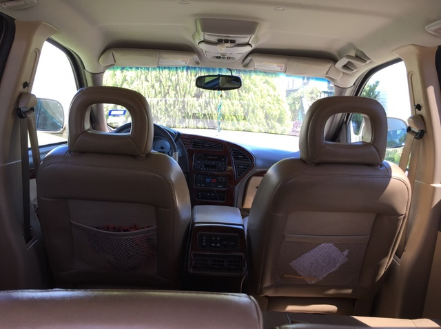 Buick Rendezvous Cxl Pic X on 2007 Buick Lacrosse Inside