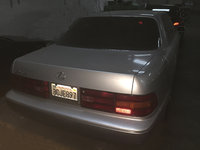 Picture of 1993 Lexus LS 400 Base, exterior