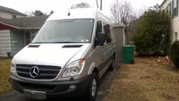 2011 Mercedes-Benz Sprinter Overview