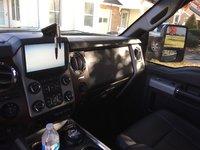 Picture of 2013 Ford F-250 Super Duty Platinum Crew Cab 4WD, interior