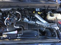 Picture of 2013 Ford F-250 Super Duty Platinum Crew Cab 4WD, engine