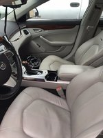 Picture of 2011 Cadillac CTS Sport Wagon 3.0L Luxury, interior