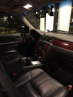 Picture of 2013 Chevrolet Suburban LT 1500 4WD, interior