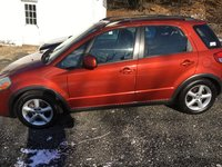 Picture of 2008 Suzuki SX4 Crossover AWD, exterior