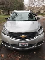 Picture of 2014 Chevrolet Traverse LS, exterior