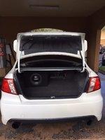 Picture of 2009 Subaru Impreza WRX Premium Package, exterior
