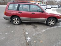 Picture of 2000 Subaru Forester S, exterior