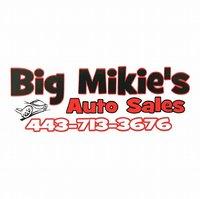 Big Mikie's Auto Sales logo