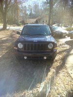 Picture of 2014 Jeep Patriot Altitude Edition, exterior