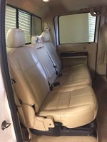 Picture of 2010 Ford F-450 Super Duty Lariat Crew Cab 4WD, interior