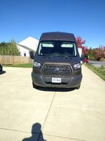 Picture of 2016 Ford Transit Cargo 350 4dr LWB High Roof Extended w/Dual Sliding Side Doors, exterior