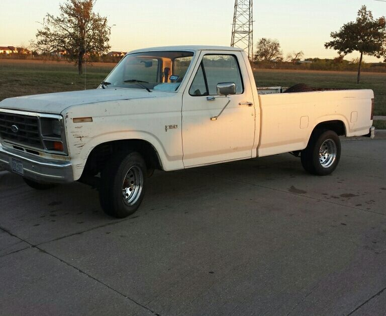 1985 Ford F 150 Overview Cargurus