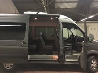 Picture of 2014 Mercedes-Benz Sprinter 2500 144 WB Passenger Van, interior