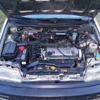 Picture of 1990 Honda Civic Wagon, engine, gallery_worthy