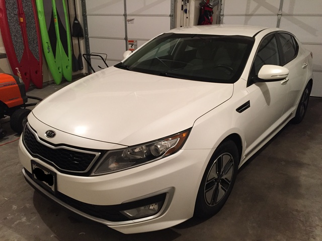 Picture of 2012 Kia Optima Hybrid EX