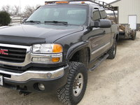 Picture of 2005 GMC Sierra 2500HD 4 Dr SLE 4WD Extended Cab SB HD, exterior