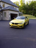 Picture of 2015 BMW M4 Coupe, exterior