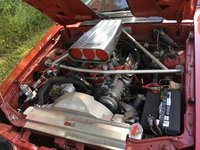 Picture of 1988 Ford Mustang GT Convertible, engine