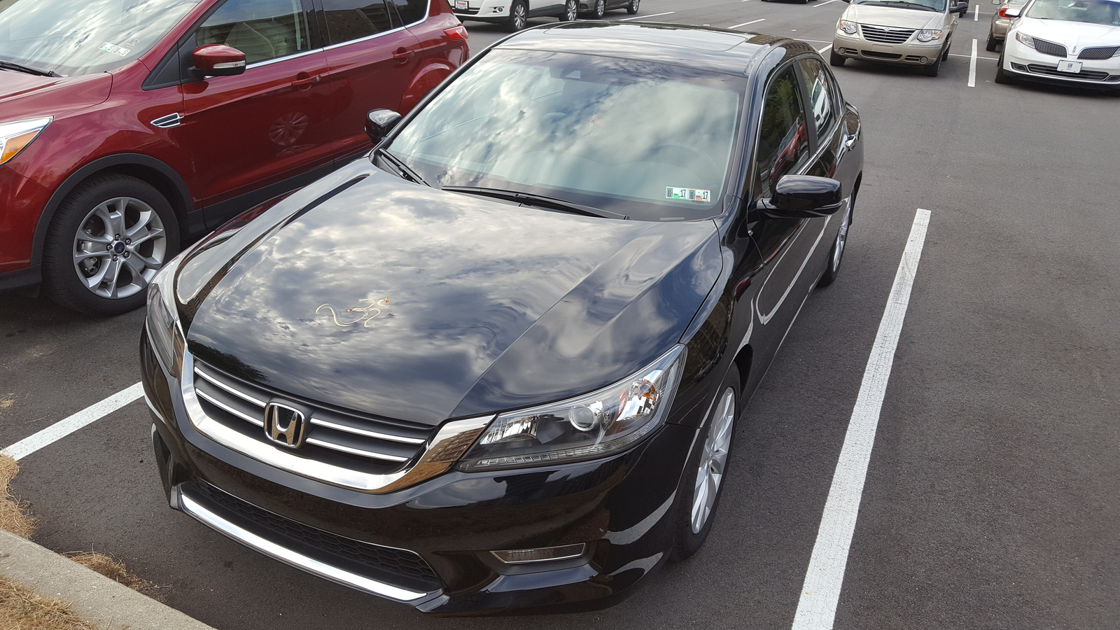 2013 honda accord ex l for sale in philadelphia pa cargurus. Black Bedroom Furniture Sets. Home Design Ideas