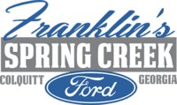 Franklin's Spring Creek Ford logo