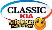 Classic Kia logo