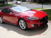 Picture of 2015 Tesla Model S 85D, exterior